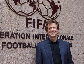 "Guido Tognoni says FIFA's ""moral box"" is empty."