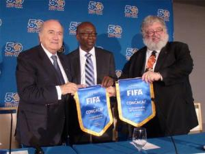 Blatter, Warner, and Blazer before the web unraveled.