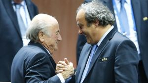 Blatter and Platini: Cut from the same cloth?
