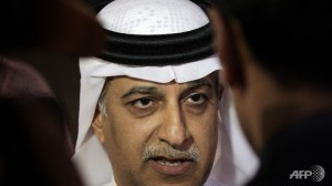 It is alleged Sheikh Salman was involved in identifying athletes who were imprisoned and tortured.