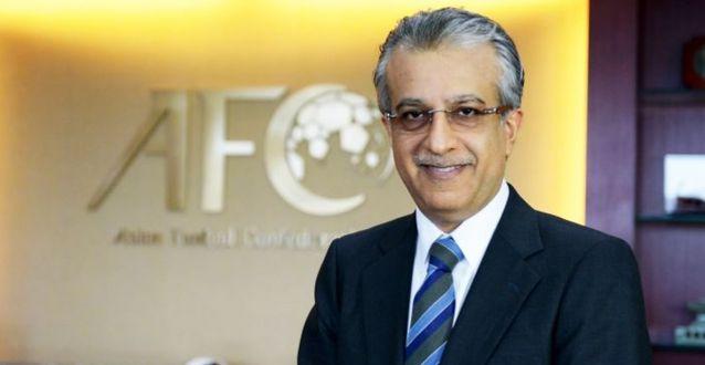 Sheik+Salman+AFC+President