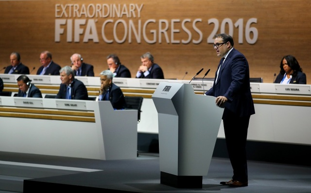 Extraordinary FIFA Congress