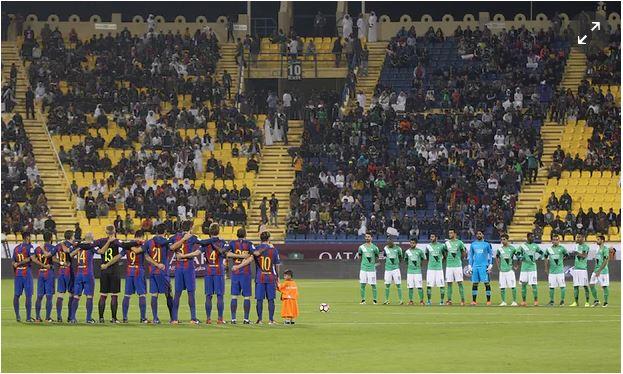 FCB v Al Ahli
